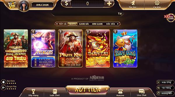 Game slots trên nhatvip có đáng để chơi không?