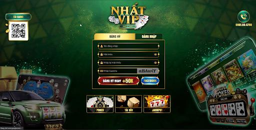 Cổng game NHATVIP- game đổi thưởng uy tín,hấp dẫn  Thời gian gần đây, cộng đồng game thủ hoạt động vô cùng sôi nổi, hàng loạt cổng game ra đời, đáp ứng nhu cầu chơi game của đông đảo người chơi. Có điều, do số lượng cổng game và nhà cái quá lớn nên người chơi sẽ gặp rất nhiều khó khăn trong quá trình lựa chọn và tham gia chơi. Nổi bật trong hàng loạt cổng game đó phải kể đến NHATVIP CLUB - một cái tên mới nhưng đã nhận được những đánh giá vô cùng tích cực từ đông đảo người chơi trên cả nước.  Tổng quan Game bài đổi thưởng NHATVIP CLUB  NHATVIP ra đời năm 2019, là cổng game bài đổi thưởng thế hệ mới. Là một sân chơi uy tín, giúp người chơi thỏa sức thể hiện đam mê của mình, hàng loạt trò chơi hấp dẫn cùng những phần thưởng giá trị tạo nên sự kích thích mạnh mẽ đến tâm lý người chơi.  So với các cổng game lớn khác, NHATVIP nhanh chóng bắt kịp và sở hữu lượng tài khoản đăng ký khủng chỉ trong thời gian rất ngắn - minh chứng rõ ràng nhất cho sức hút mà tân binh này mang lại. trở lại thị trường.  game bài nhatvip club Những lý do khiến NHATVIP được yêu thích Giao diện ấn tượng, chuyên nghiệp  NHATVIP sở hữu giao diện trông khá huyền bí và sang trọng với gam màu tím trầm và hiện đại. Bố cục giao diện được thiết kế rõ ràng, khoa học, logic đảm bảo người chơi có thể thao tác, tìm kiếm và tham gia game một cách đơn giản, dễ dàng.  Phải nói, ấn tượng tốt hay không thì bộ mặt cực kỳ quan trọng, và giao diện của nhà cái chính là bộ mặt của cả hệ thống. Giao diện mang tính thẩm mỹ cao thì thiện cảm của người chơi càng lớn, dấu ấn càng đậm nét.  Giao dịch nhanh chóng, tiện lợi và an toàn  Một điểm cộng nữa của NHATVIP là giao dịch diễn ra nhanh chóng, tiện lợi, an toàn, không qua trung gian. Hình thức mua bán đa dạng, người chơi có thể tùy ý lựa chọn sao cho phù hợp nhất.  Tỷ lệ đổi thưởng cao  Vấn đề tỷ giá quy đổi cũng là một trong những vấn đề mà người chơi vô cùng quan tâm, tỷ lệ đổi thưởng sẽ phản ánh đúng giá trị giải thưởng cuối cùng mà người chơi nhận được.  Tại NHATVIP, 