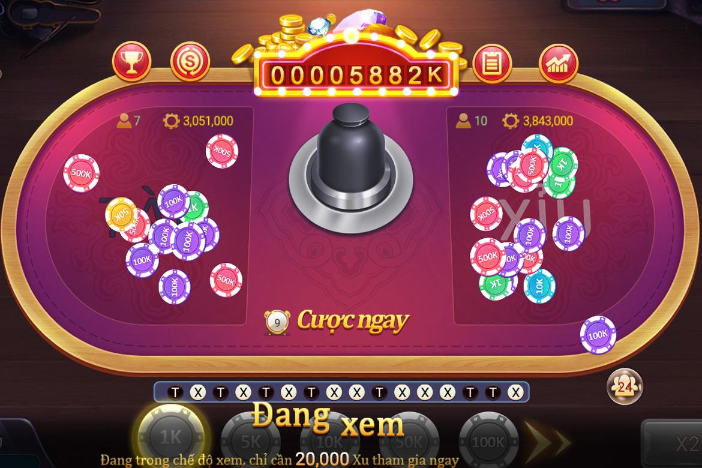 Nhatvip chia sẻ chân thực về mini game tài xỉu online